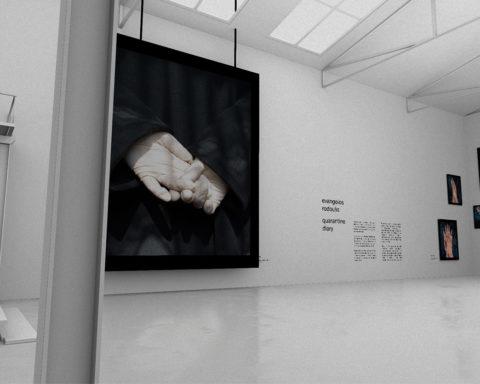 Shutdown Gallery Evangelos Rodoulis